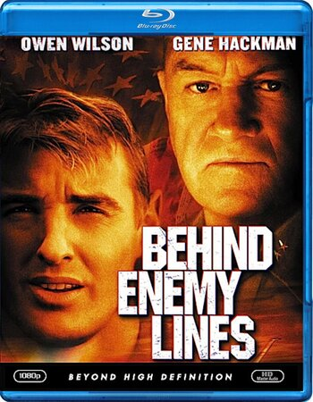 Behind Enemy Lines (2001) Dual Audio Hindi 720p BluRay 850MB Movie Download