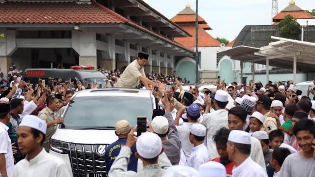 Ditolak di Masjid Kauman, Sejumlah Masjid di Semarang Siap Sambut Prabowo