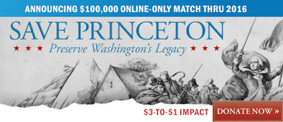 Triple Your Impact To Save Princeton