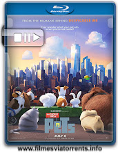 Pets: A Vida Secreta dos Bichos Torrent – BluRay Rip 720p | 1080p Dual Áudio 5.1 (2016)