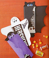idea para dulces en halloween