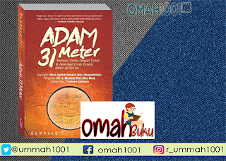 E-Book: Adam 31 Meter, Omah1001