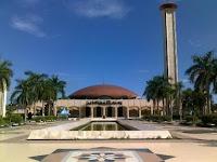 Wisata Religi Masjid Raya Sabilal Muhtadin Banjarmasin