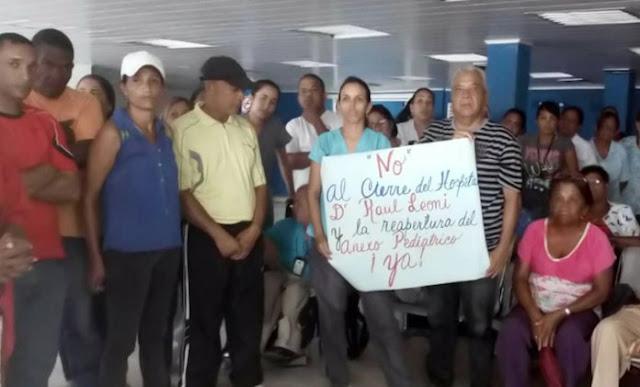 Se agrava el sector salud en Guayana ante posible cierre del hospital Dr. Raúl Leoni