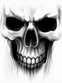 Animated Skull Wallpaper Skull Wallpapers For Mobile Cell Phones Mobile