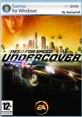 Need for speed Undercover (2008) PC Full Español