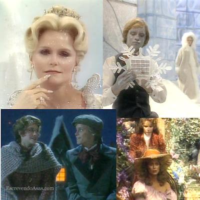 Fotos do Teatro dos Contos de Fada - A Rainha da Neve
