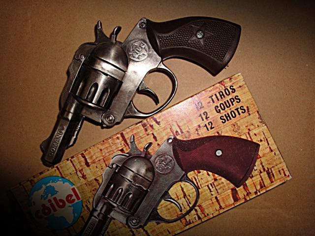 Rin AntiguosOtras Pistolas Y Escopetas Tin Juguetes stQrhdC