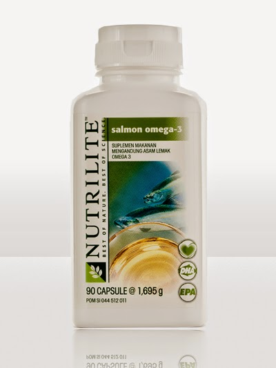 Suplemento omega 3 y 6