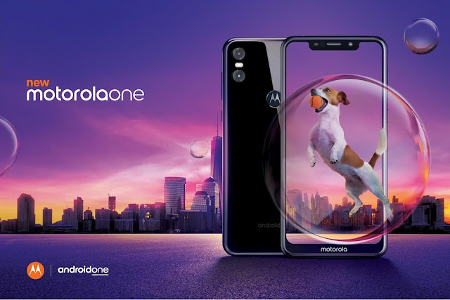 Motorola One new smartphone spec