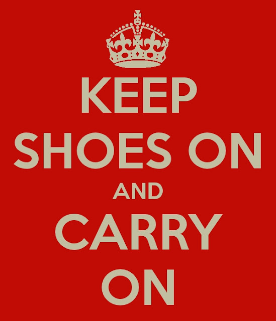 Monday Inspiration – Keep Calm!