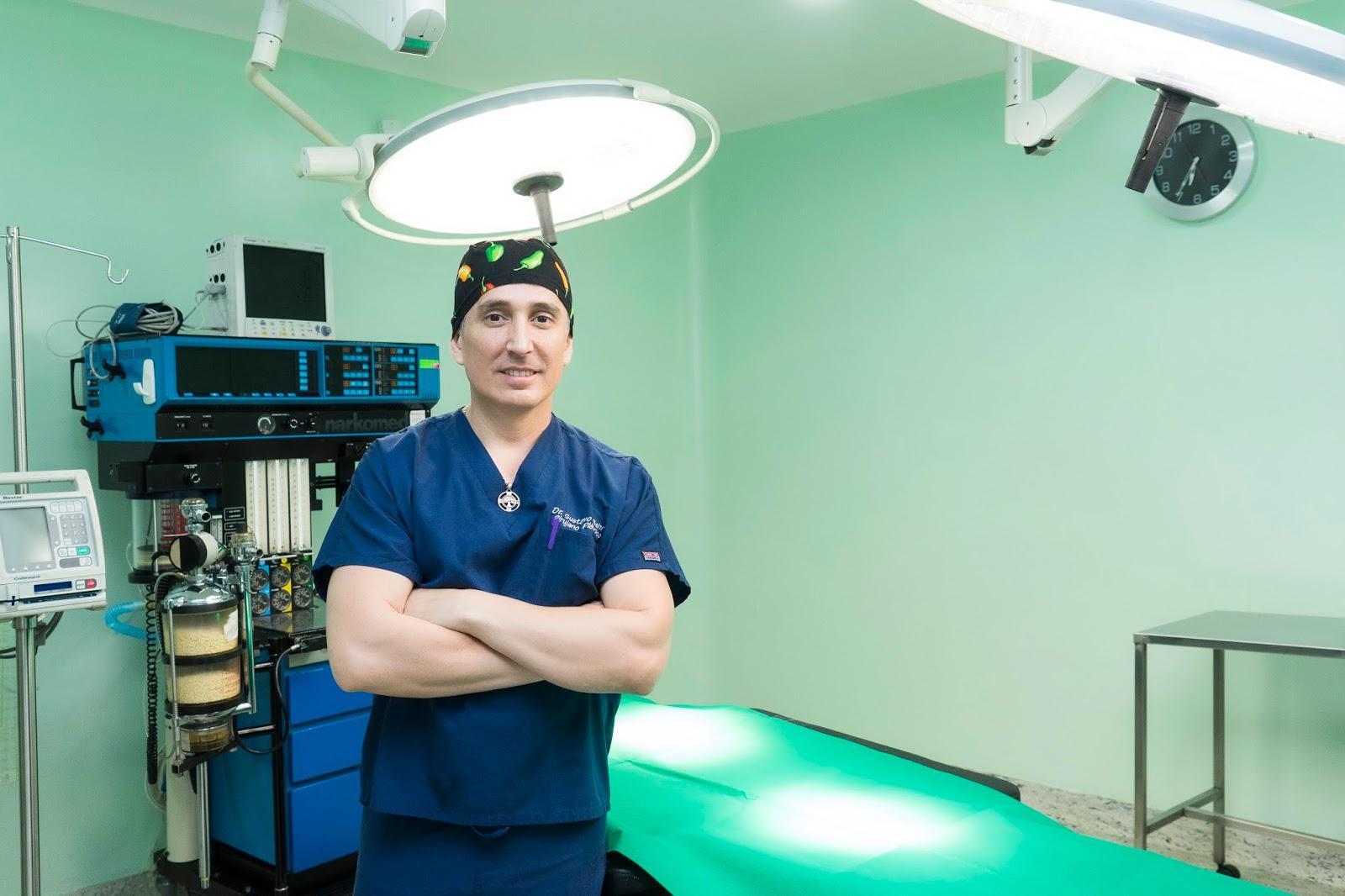 Dr Gustavo Behr; un buen médico especialista en cirugía estética