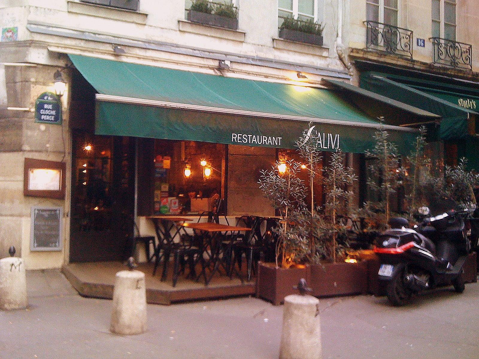 Mes Adresses : L\'Alivi, la Corse à Paris - 27, rue du roi de Sicile ...