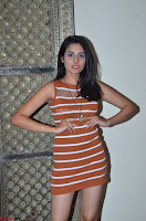 Actress Nikhita in Spicy Small Sleeveless Dress ~  Exclusive 052.JPG