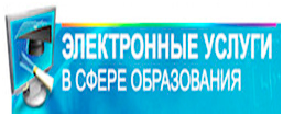 Электронные услуги в сфере образования