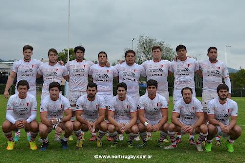 Tigres 29 - Santiago Lawn Tennis 46 (0-4).