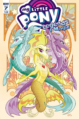 EXCLUSIVE: My Little Pony: Legends of Magic #7 Revealed—Season 7 Finale Tie-in!