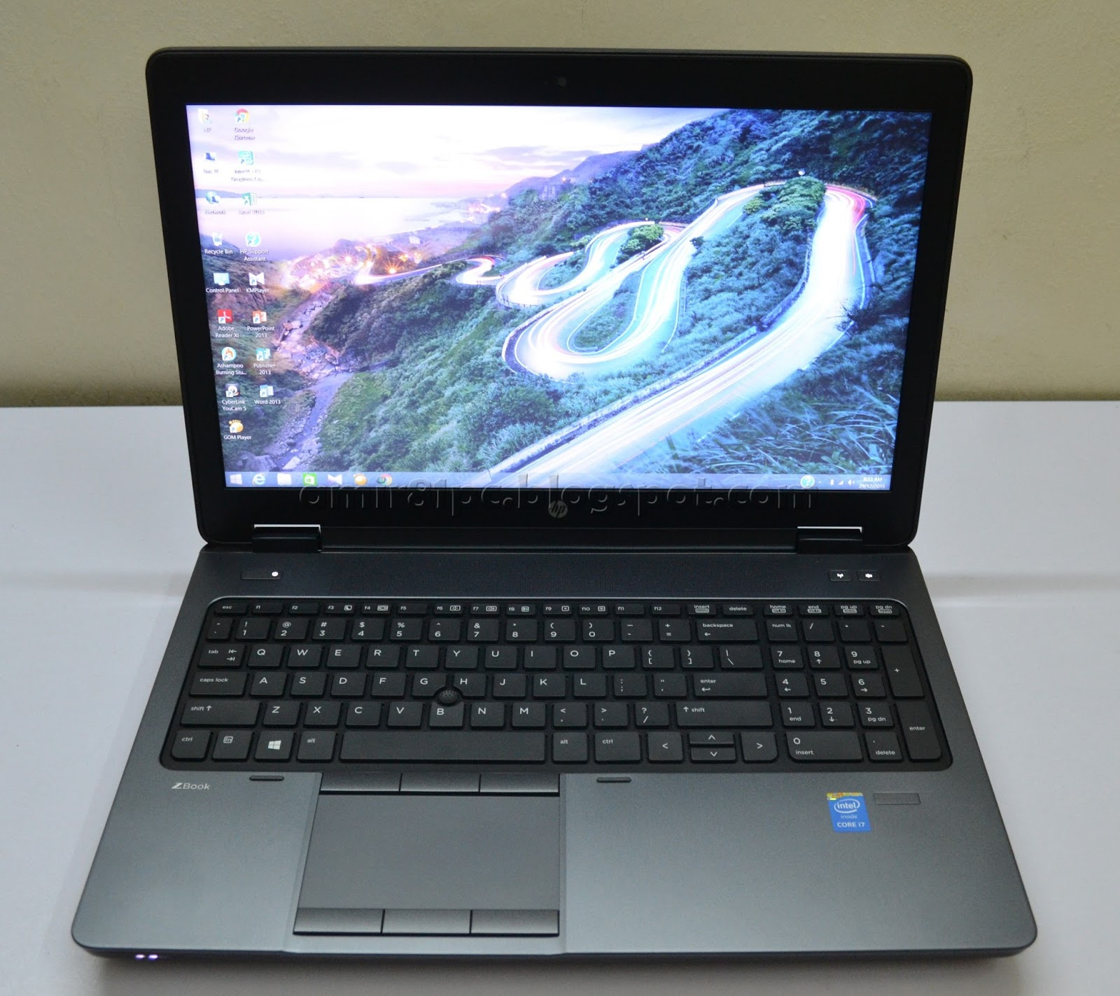 Hp zbook 15 G2 Mobile Workstation Specification