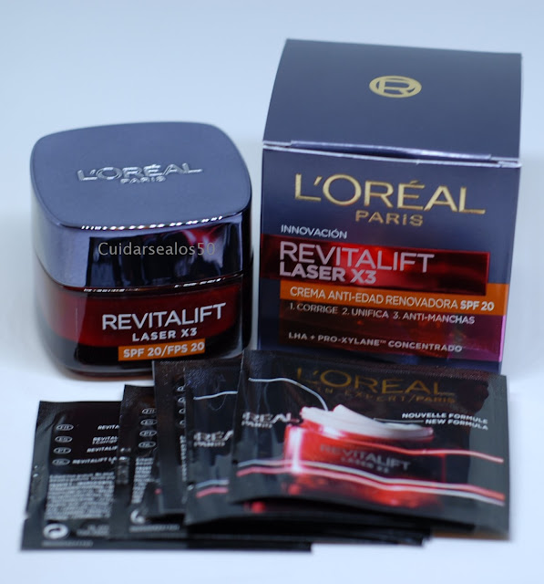 Revitalift Laser X3 de Loreal