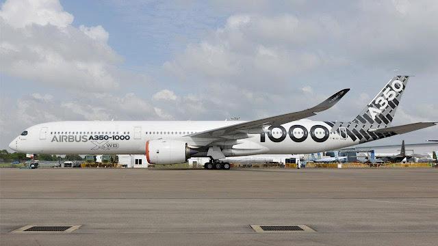 Airbus A350-1000 XWB - F-WLXV