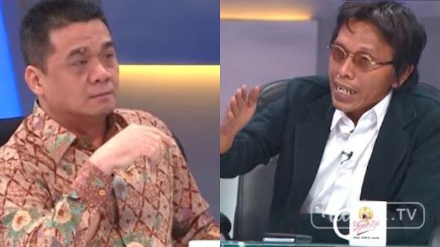 Polemik Presidential Threshold: Riza Patria dan Adian Napitupulu Debat soal 'Arogansi Kekuasaan'