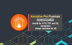 Anonytun Pro Premium v3.1 Apk Mod Terbaru