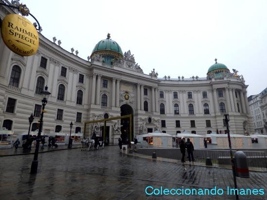 Palacio Hofburg - museo de Sissí - Viena
