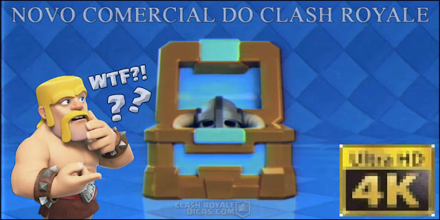 New Comercial Clash Royale Elite Barbarians