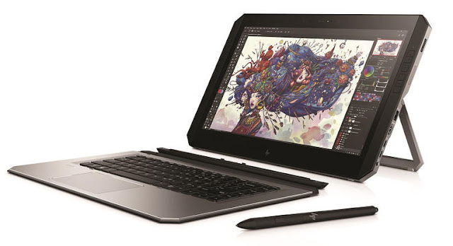 HP Zbook X2 - The Most Powerful Detachable Tablet