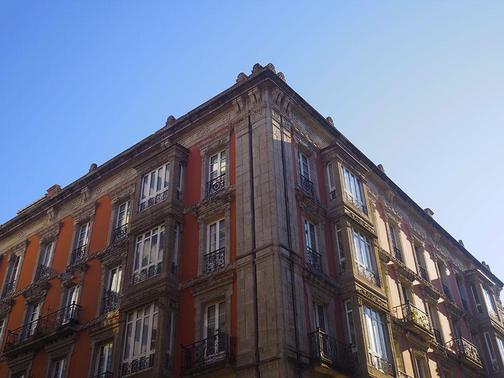 Edificio calle Marques de San Esteban