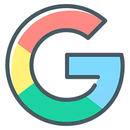 logo pencarian google