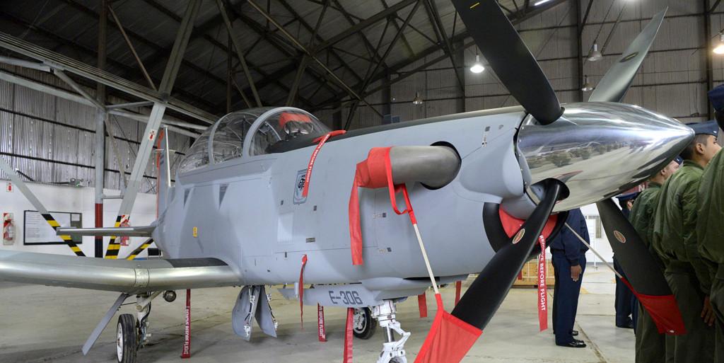 El Ministerio de Defensa argentino suma aviones para el Operativo Fronteras