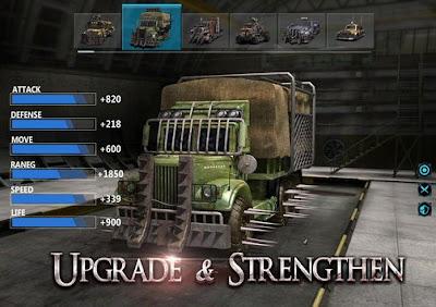 Last Empire War Z Apk Mod [Unlock Money/Free Cheat+Hack Weapon] Latest Version V1.0.112