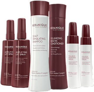 Keranique Shampoo & Hair Products