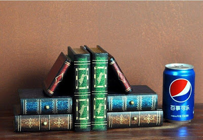Classic Book Bookends