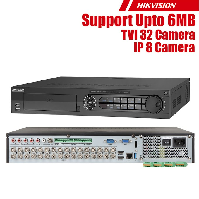 DVR Hikvision DS-7332HQHI-K4:6MP
