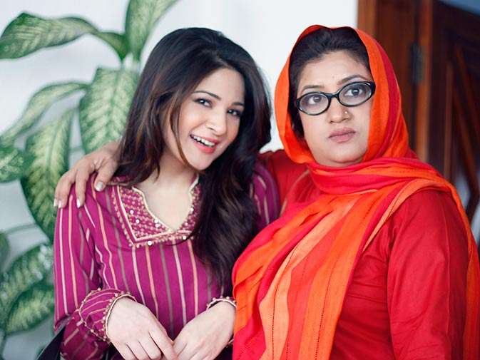 Movies And Tv Shows Review And Preview  : Bulbulay: A slapstick comedy