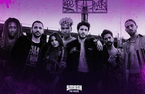 Sebastian Yatra & Camilo & Emilia & Dimitri Vegas & Like Mike & Afro Bros - Boomshakalaka
