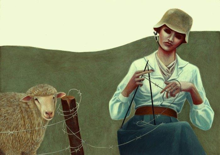 Художник и учёный. Alberto Macone