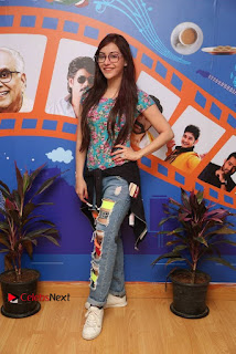 Telugu Actress Angela Stills in Ripped Jeans Angela Stills At Radio City For Rogue Promotions  0009.jpg