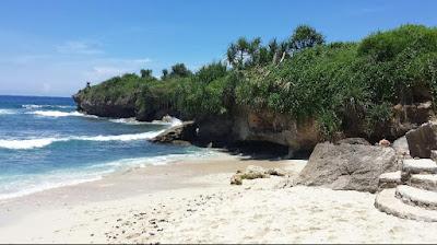 Keindahan pulau nusa lembongan