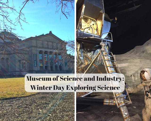 Museum of Science and Industry in Chicago: Perfect Place to Explore Science