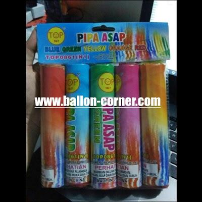 Pipa Asap / Smoke Bomb / Hand Flare (MURAH)