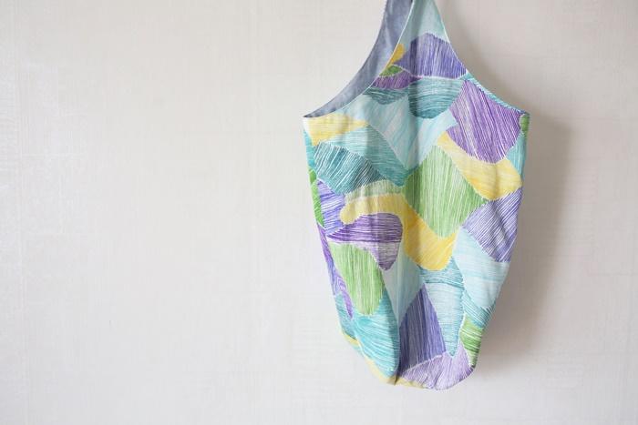 Hobo Shoulder Bag.  Boho Sling Bag Step-by-Step Tutorial