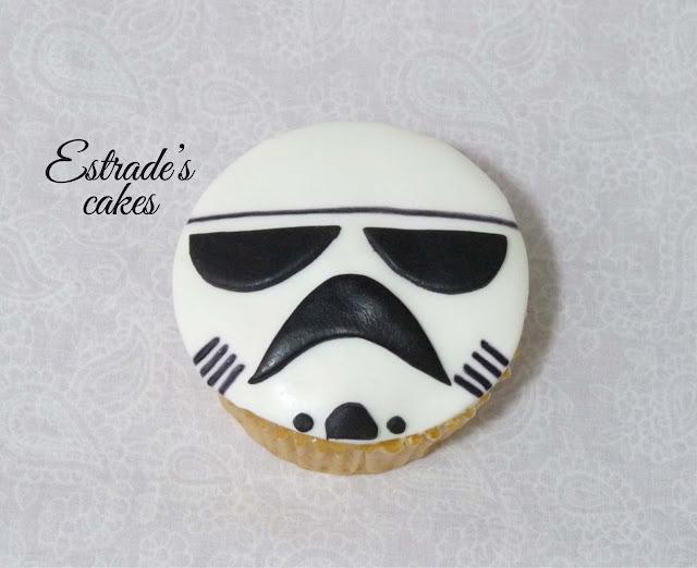 cupcakes de Star Wars 3