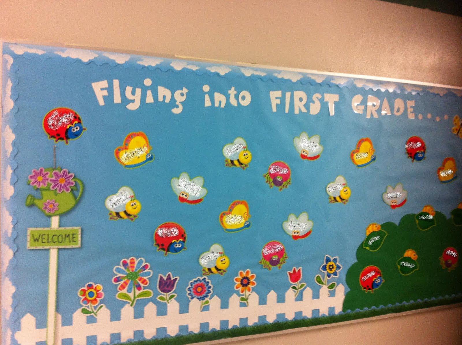 Fun Welcome Back To School Board! Focus Boards Pinterest