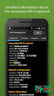 WiFi Monitor Pro Paid APK