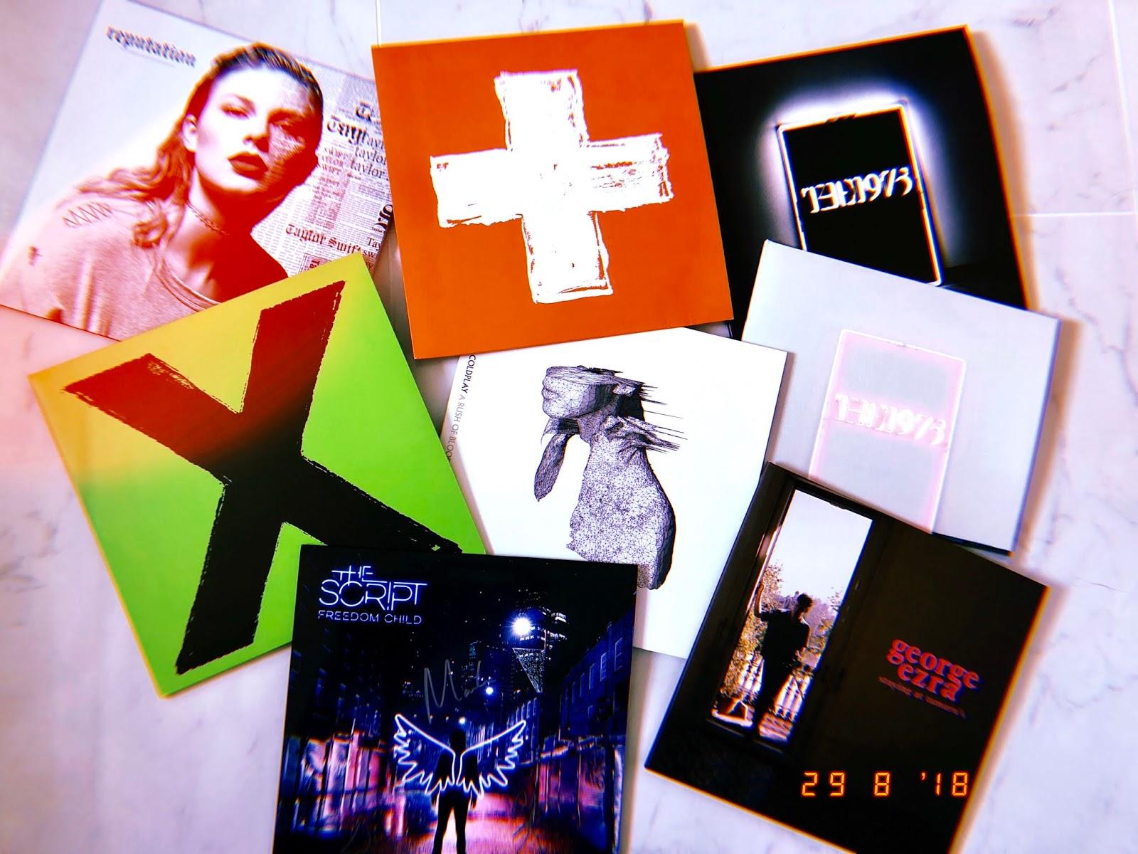 My Vinyl Collection (So far   ) | Everything Erin