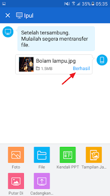 SHAREit merupakan salah satu aplikasi yang dapat digunakan untuk mengirim file dari satu p Cara Mengirim File dari Android ke Windows Menggunakan SHAREit
