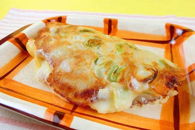 冷凍保存もできる!チーズ入りねぎ焼きの作り方